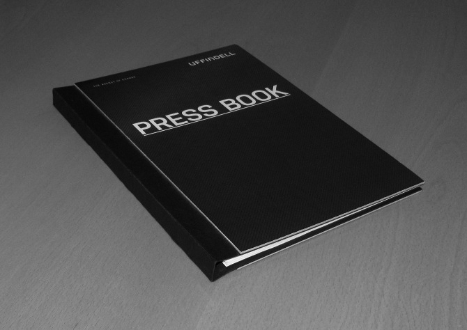 Uffindell Press Book 1